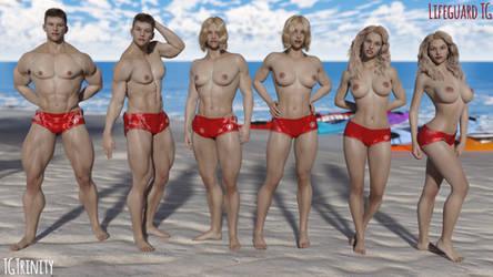 SEQ: Lifeguard TG 2 by TGTrinity