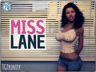 Miss Lane by TGTrinity