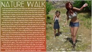 Age Transformation Caption: Nature Walk