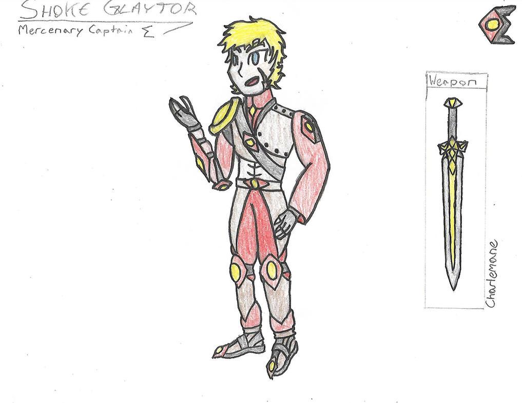 A Tale of Broken Swords Concept Art: Shoke Glaytor by Shoke113