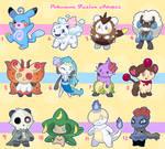 Pokemon Fusion Adopts (open)
