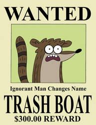 Trash Boat by roperseid