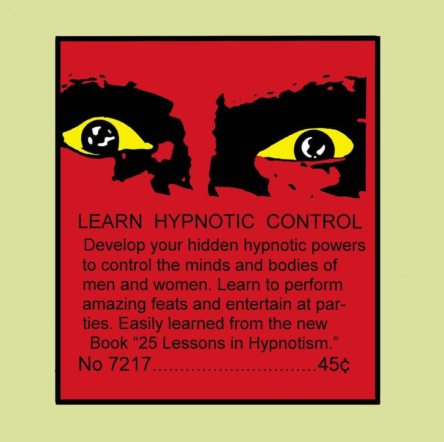 Learn Hypnotic Control by roperseid