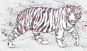 White Tiger by SuperPhazed