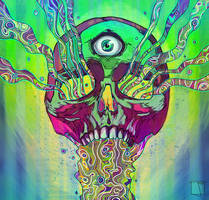 Mana Skull by SuperPhazed