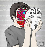 Behind the Mask 2 by SuperPhazed