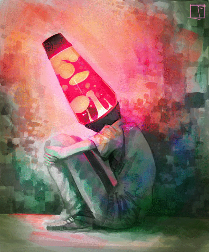 Lamp Head Animated By SuperPhazed On DeviantArt