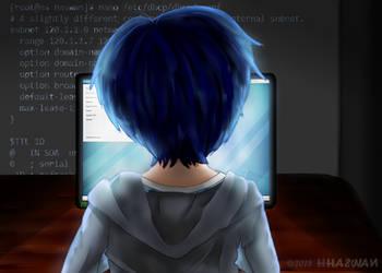 I'm CentOS user by hhaswan