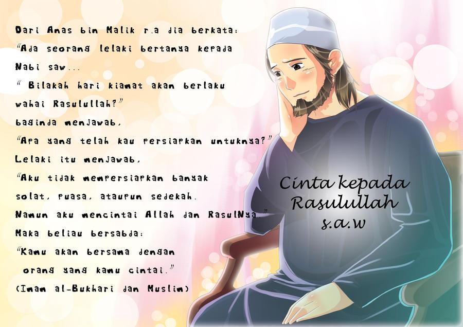 Muhammad: Nama 'Insan' Yang Kian Dilupai?