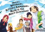 Ahlan Wasahlan Ramadhan Al Mubarak