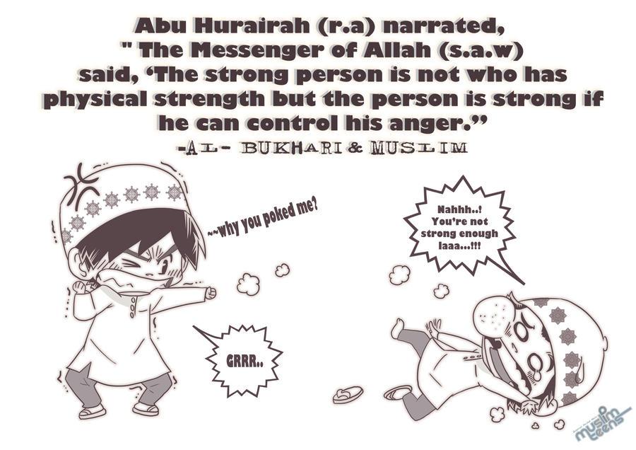 Control ur anger by saurukent