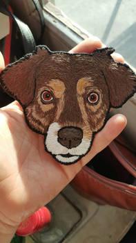 Pet portrait for Elisa (Vincent)