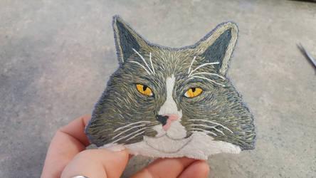 pet portrait commission : Harry