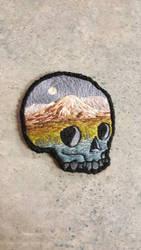 scenic mountain skull 2017