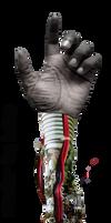 Hand cyborg
