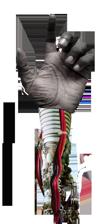 Hand cyborg by tobis007