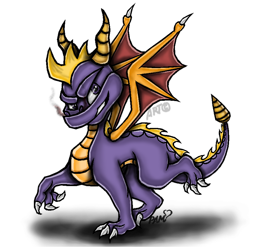 Classic Spyro Is Classic by Enigmatic-Wolf