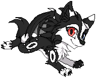 Pixel Chibi Wolfy by Enigmatic-Wolf