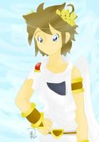 .: Kid Icarus: Uprising- Pit :. by SonicBoom24