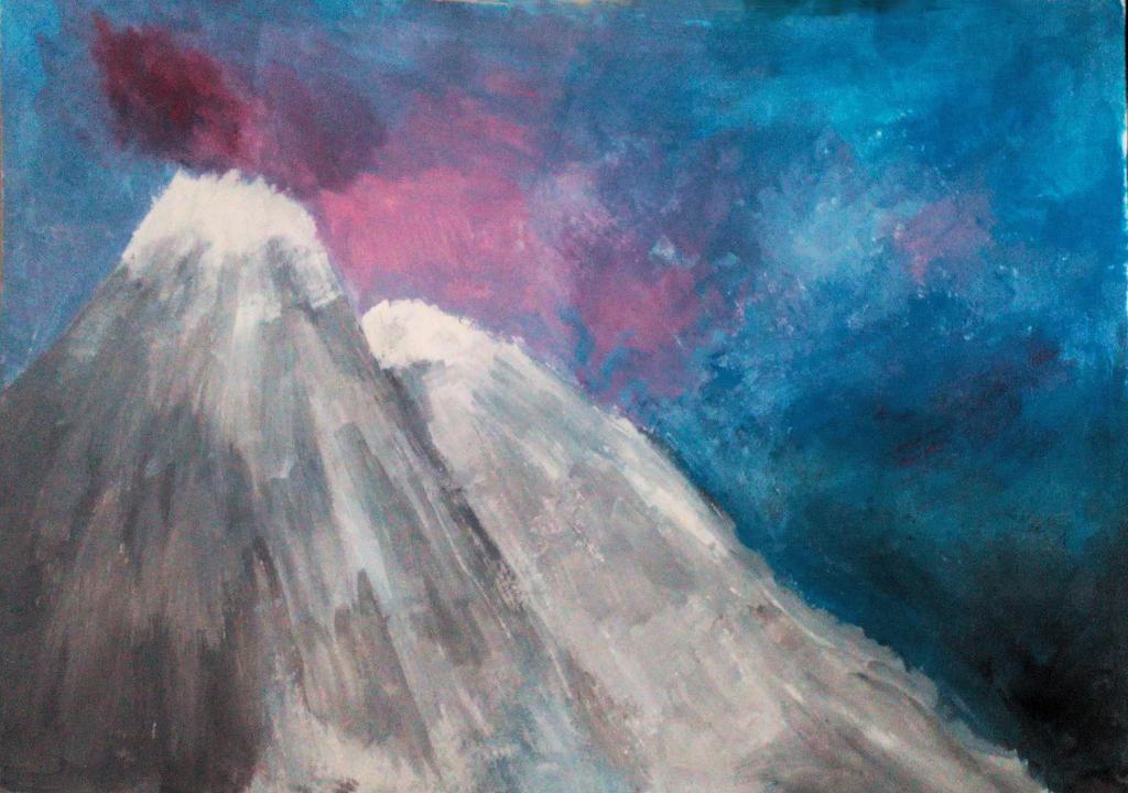 Mountain by Kixxo