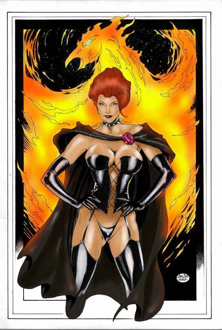 Black Queen by goloka