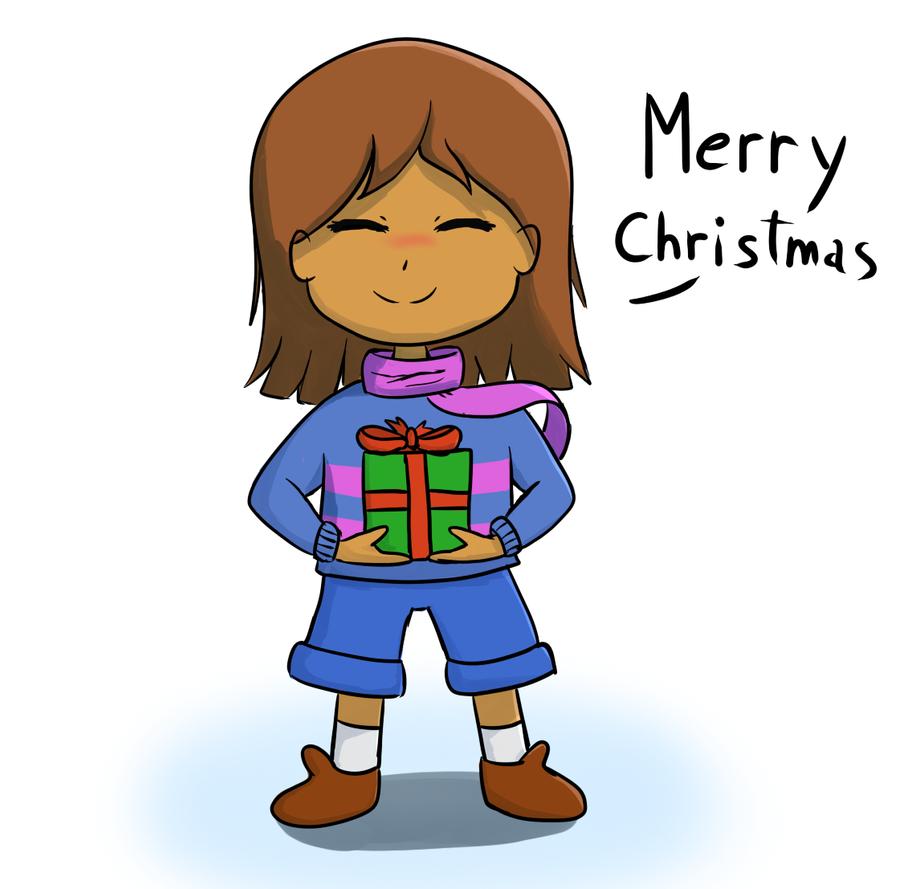 [Imagem: christmas_frisk_by_rcupcake-d9kolo9.png]