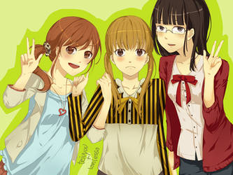 these friends beside me by laniessa