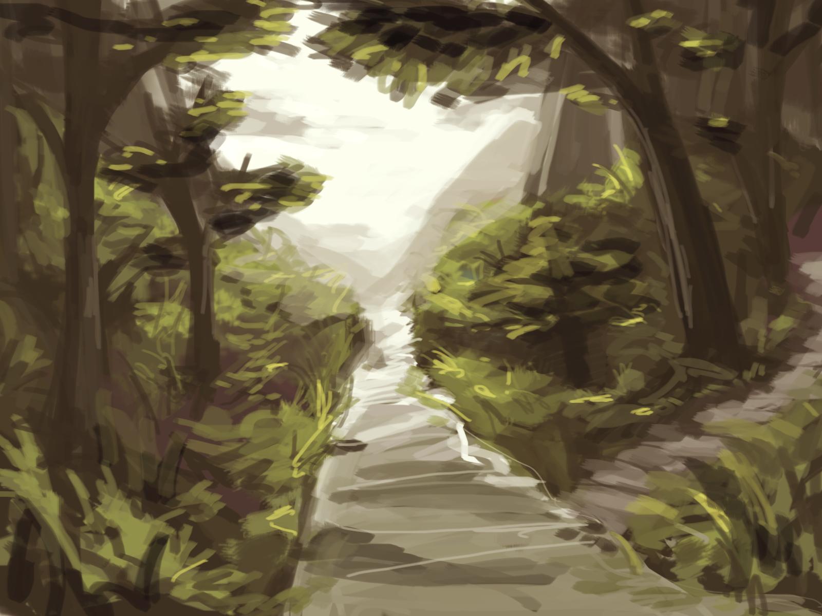 water trail by laniessa