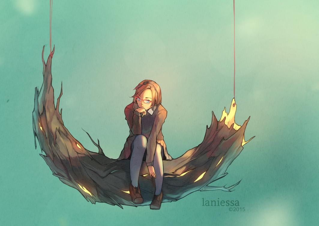 Pensive by laniessa