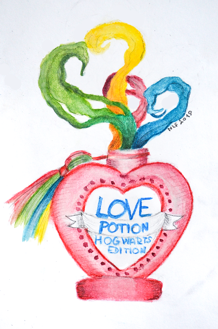 Lovepotion: Hogwarts Edition by NamieLeeForest