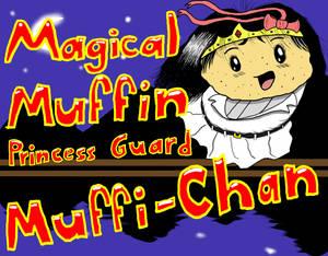 Muffi Chan VHS Box Cover