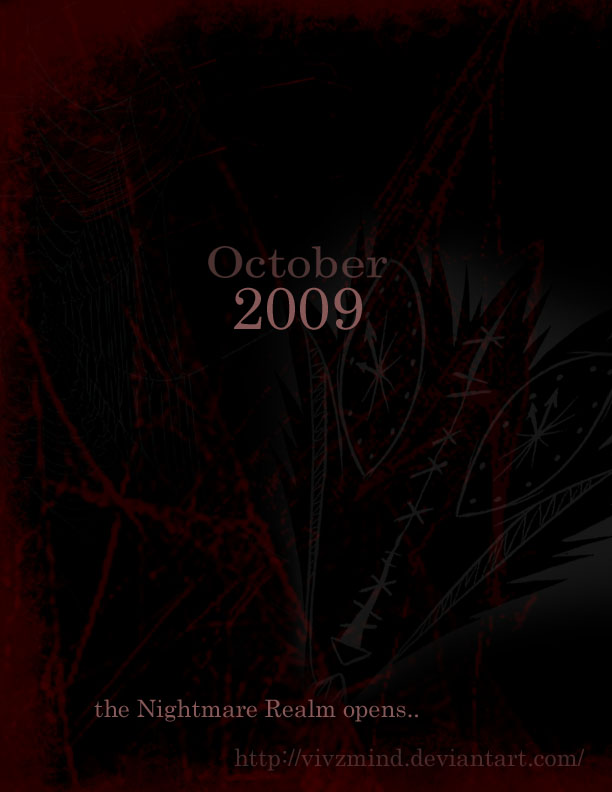 Coming Oct. 2009 by VivzMind