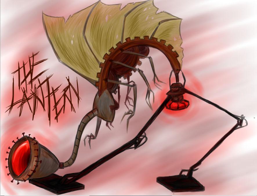 The Lantern by VivzMind