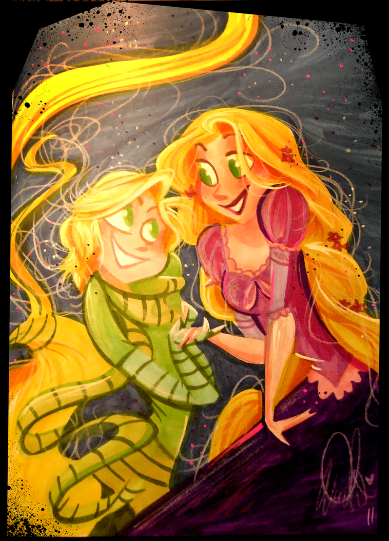 Green Eyed Blondes by VivzMind