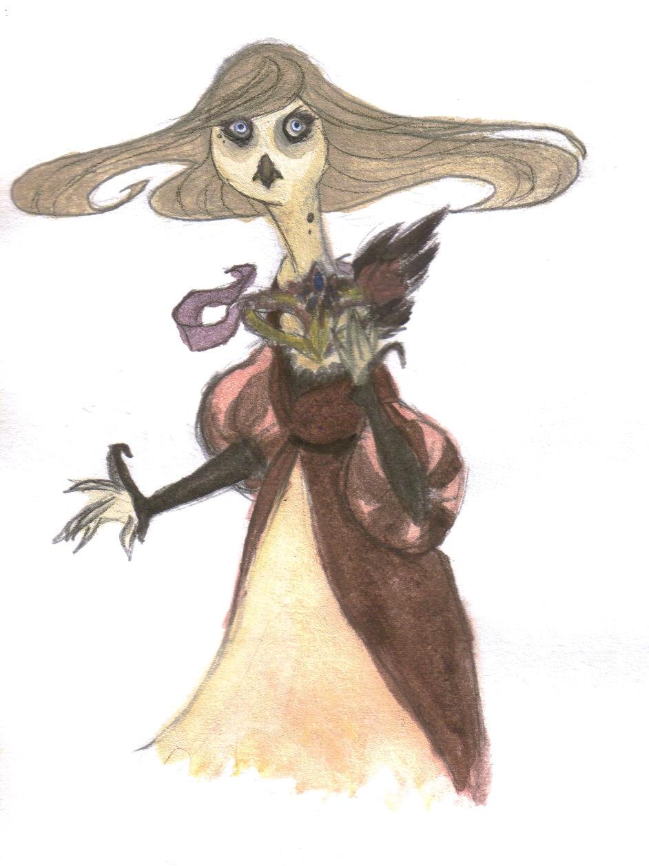 masquerade beatrice