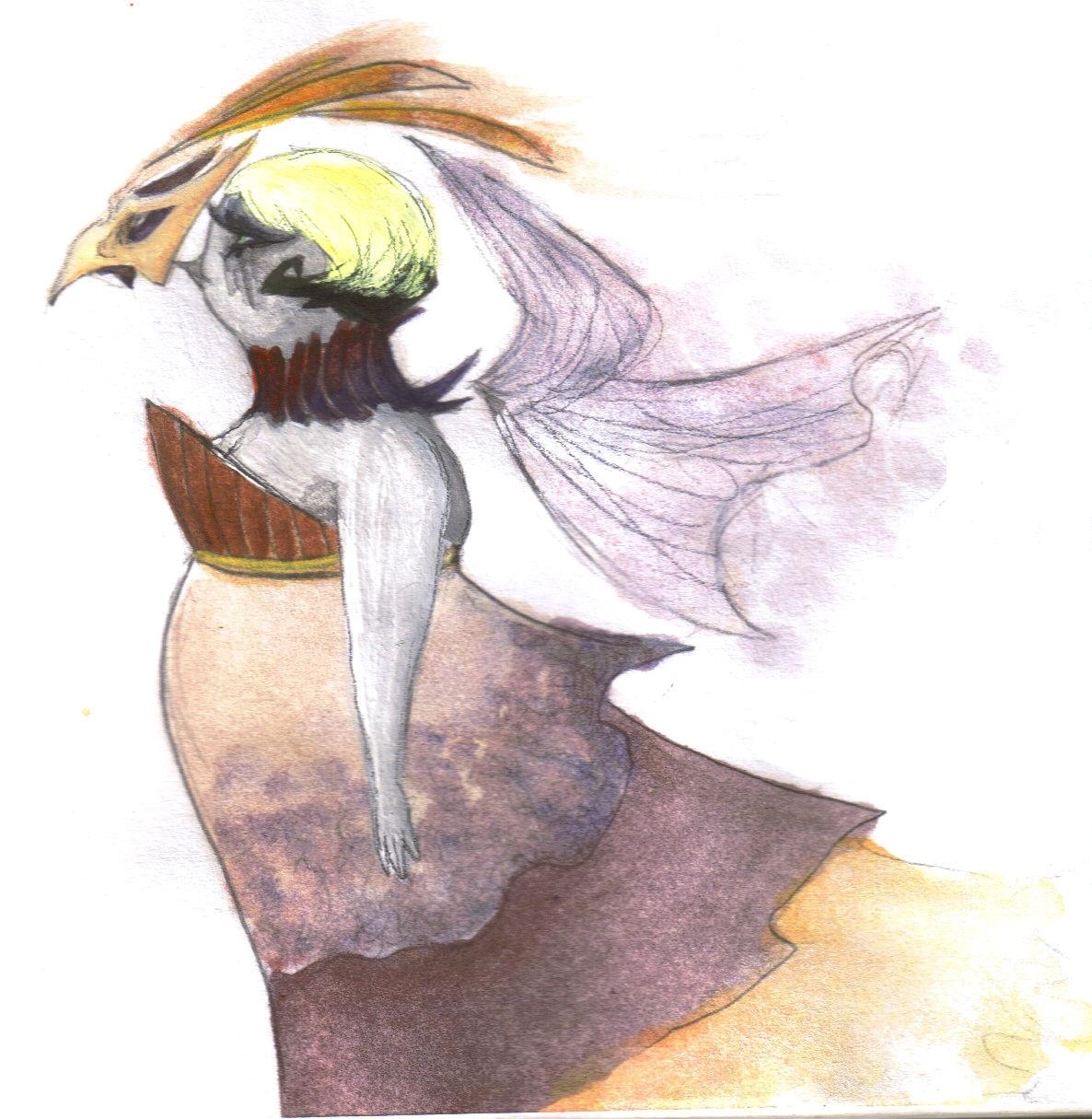 masquerade robyn