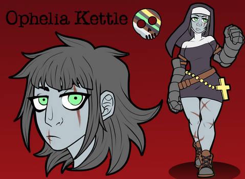 Ophelia!