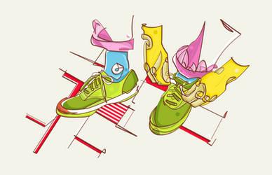 Shoes by cigarro-DA