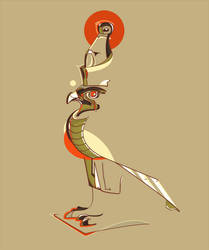 Horus by cigarro-DA