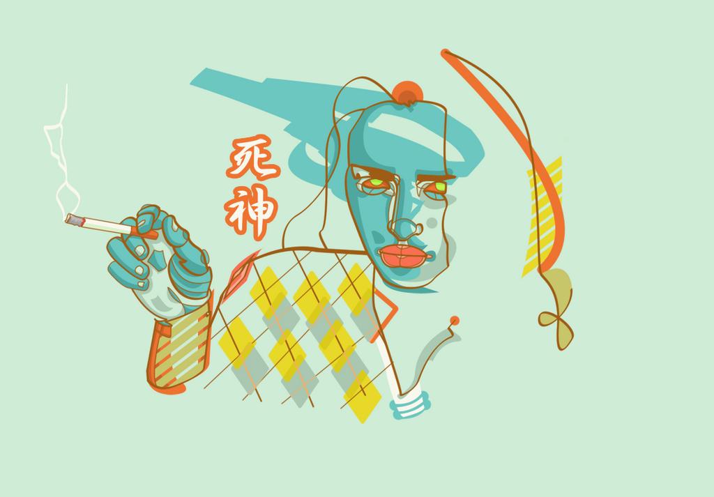 Izanami by cigarro-DA
