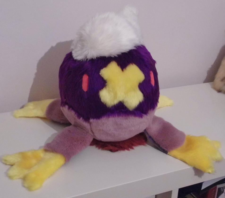 Custom Drifblim squishy plushie by angelberries on DeviantArt