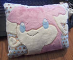 Audino mini pillow