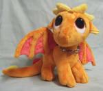 Custom PenDragon Timid The Orange Dragon