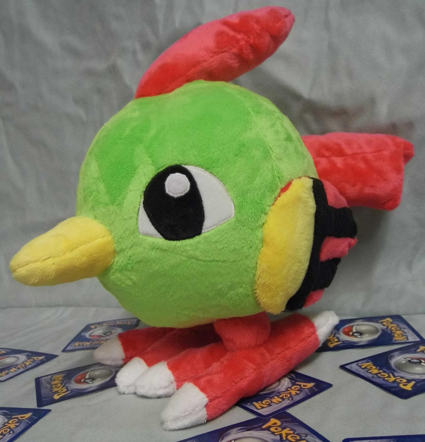 pokemon pecha berry plush - photo #11
