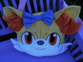 Custom Pokemon face shoulder bags by angelberries