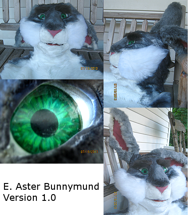 InkArtWriter 29 7 E Aster Bunnymund Costume Head V10 By Graceria