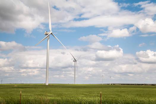 Daytime Turbines