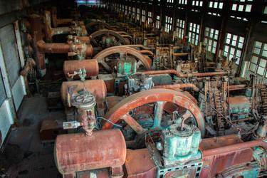 SteelStacks - Bethlehem, PA - Engines