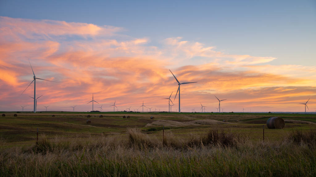 Evening Turbines 2 by SunsetSailor