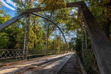 Southern Villa Bridge - Tulsa, OK